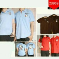 Polo Shirt Couple Olive Popeye