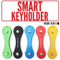 Upgrade Aotddor Smart Key Holder Organizer Folder Gantungan Kunci EDC