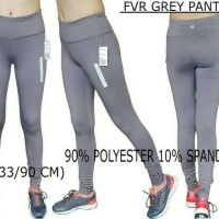 Forever21 Yoga Legging Grey