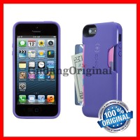 Speck SmartFlex Card Case iPhone 5 / 5s / SE - Grape