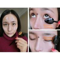 Jual Oval blending brush / kuas makeup Murah