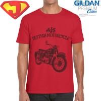 harga Kaos Classic Bikers - Motor Klasik AJS 1 - Original Gildan Tokopedia.com