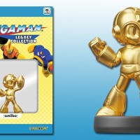 3DSMegaman Collection with Amiibo Rockman Gold ver. US ver