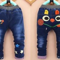 Baju Anak Celana Jeans Anak Import Lucu