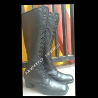 Sepatu Boot Jenggel Wanita /Nabato shoes