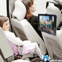 ... harga Backseat Headrest Car Holder Sandaran Belakang Kursi Mobil Tablet Ipad Tokopedia.com