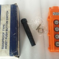Hoist push button switch, rainproof type, THS-62, TEND