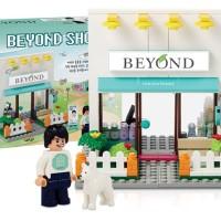 Beyond Shop Kim Soo Hyun - LEGO / Brick/ Model Kit / Blocks Set