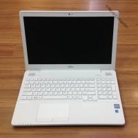 Fujitsu Lifebook AH556 6500u-Windows (White) | Garansi Resmi