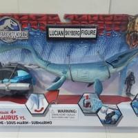 Jurassic World - Mosasaurus Vs Submarine