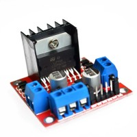 L298N motor driver board module stepper motor smart car robot