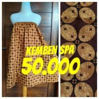 Jual Kemben Spa/Kemben batik/kimono batik/perlengkapan salon spa Murah