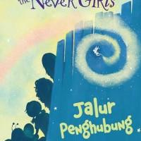 Disney The Never Girls A Space Between Jalur Penghubung - Kiki Thorpe