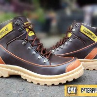 Sepatu Safety Termurah CATERPILLAR TREKKING BC05