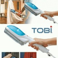 Setrika Uap Tobi Steam Wand / Travel Steamer As Seen on TV