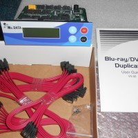 Controller/Duplicator DVD/CD 1-7
