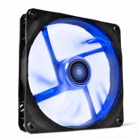 NZXT FZ-120 (Blue/Red/White/Green LED) - 12CM Fan - 1200RPM - 13 Blade