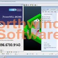 Delcam PowerMill 2016 SP10 64bit