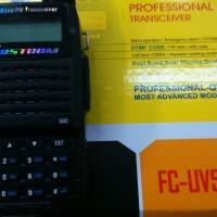 HT > HANDYTALKIE FIRSTCOM FCUV-5R > DUAL BAND + RADIO