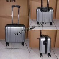 harga koper kebin polo us bag size 18inch original/SILVER Tokopedia.com