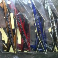 harga striping/sticker motor standar suzuki satria fu 150 2012  SE Tokopedia.com