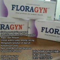 Floragyn - Probiotic Oral For Woman's Health
