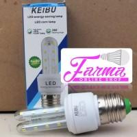 harga Lampu LED KEIBU 2U - 5 Watt - Warna Putih - Murah Tokopedia.com