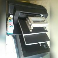 printer DTG A3 rakitan epson 1390 baru