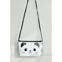 Tas selempang karakter minion dan panda