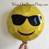 Balon Emoji/ Emot Icon Cool
