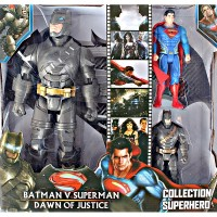 Mainan Batman Vs Superman / Action Figure