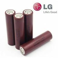 Baterai LG HG 2 3000mah / 18650