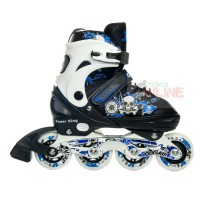 harga Sepatu Roda Cougar Power King Blue/black Recreational Inline Skate Tokopedia.com