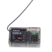 Receiver Radiolink 2.4G 4CH HV R4EH-H for RC3S