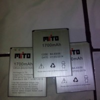 Baterai Original Mito A10 / A250