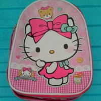 Tas Bekal Anak/Lunch Bag Hello Kitty
