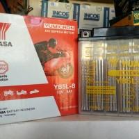 Aki / Accu Basah YUASA YB5L-B