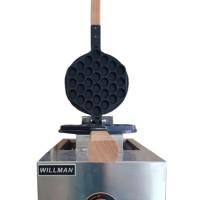 Mesin Cetak Wafel/ Egg Waffle Maker Wafflelicious (Gas)