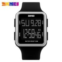 Jam Tangan LED Pria & Wanita | SKMEI Casual Unisex Watch W.R 50m 1139