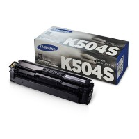 Samsung Toner CLT-K504S Black For Printer Laser SL-C1810 SL-C1860
