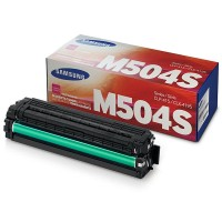 Samsung Toner CLT-M504S Magenta For Printer SL-C1860 SL-C1810