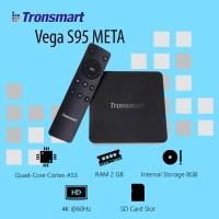 harga TRONSMART Vega S95 Meta Android TV Box - QuadCore RAM 2GB Internal 8GB Tokopedia.com