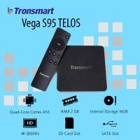 harga TRONSMART Vega S95 Telos Android TV Box - QuadCore RAM 2GB Internal 16 Tokopedia.com