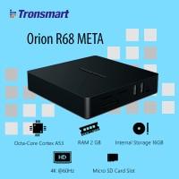 harga TRONSMART Orion R68 Meta Android TV Box - OctaCore RAM 2GB Internal 16 Tokopedia.com