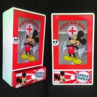 Jual Kotak obat Mickey Mouse Murah