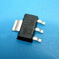 AMS1117 3.3V 3,3V 1A SMD Voltage REGULATOR SOT223 3V3 SOT-223 AH33