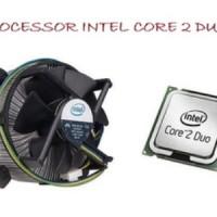 Processor Intel Core 2 Duo 3.16 Ghz E8500 Socket LGA 775 + Fan Intel