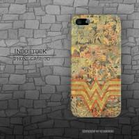 harga Wonder Woman DC Comics Art iPhone Case 4 4s 5 5s 5c 6 6s Plus Tokopedia.com