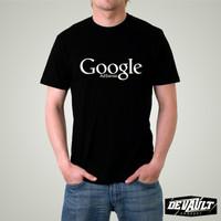 Kaos Google Adsense Simple (Black White)