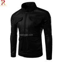 harga Jacket kulit Pria Rider Moge Race -6 semi kulit sintetis imitasi Tokopedia.com